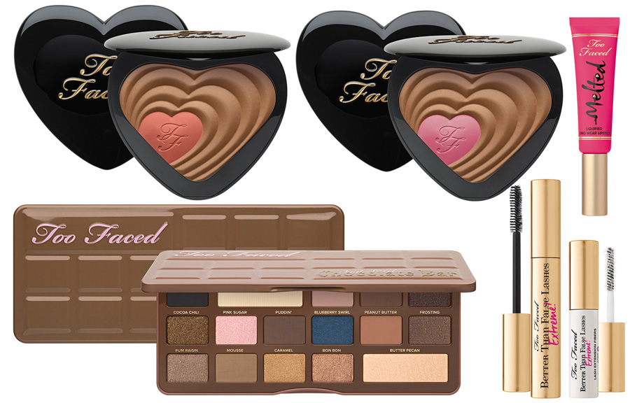 Too Faced Makeup Collection for Spring 2015