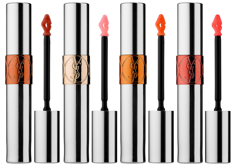 Yves Saint Laurent Volupte Tint-In-Oil for Spring 2015 shades