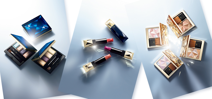 Cle de Peau Enchanted Beauty Makeup Collection for Spring 2015 products