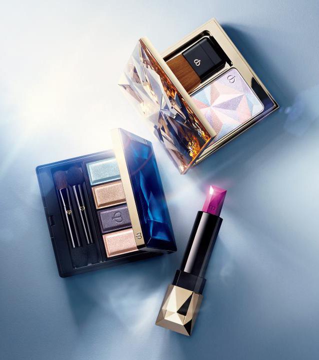 Cle de Peau Enchanted Beauty Makeup Collection for Spring 2015 promo