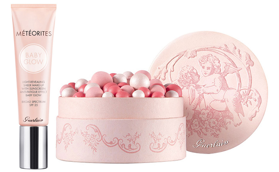 Guerlain Les Tendres Makeup Collection for Spring 2015 Baby Glow and Blush