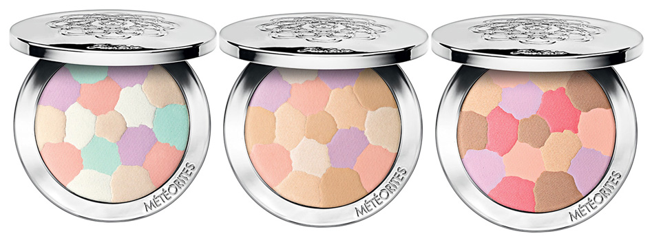 Guerlain Les Tendres Makeup Collection for Spring 2015 meteorites