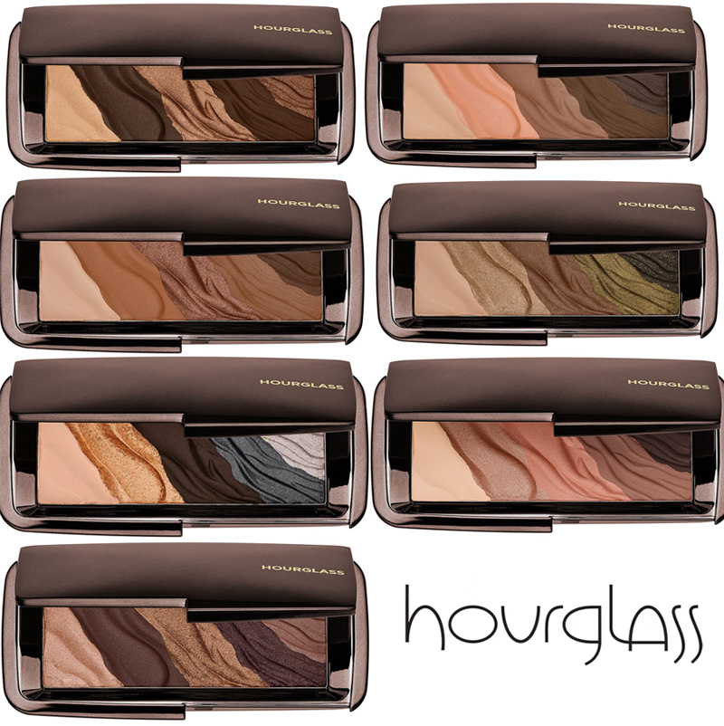 Hourglass Modernist Eyeshadow Palette all shades spring 2015