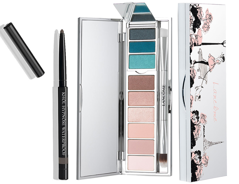 Lancome Innocence Makeup Collection for Spring 2015 palette