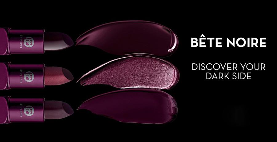 Lipstick Queen Bete Noire dark lipstick shades