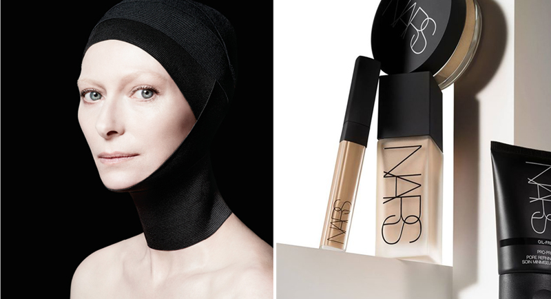 NARS All Day Luminous Weightless Foundation and powders spring 2015