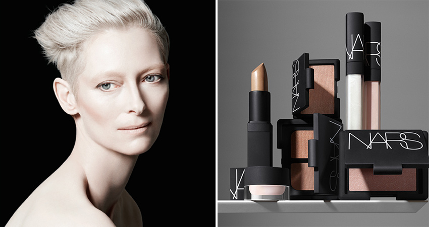 NARS-Makeup-Collection-for-Spring-2015-Tilda-Swinton