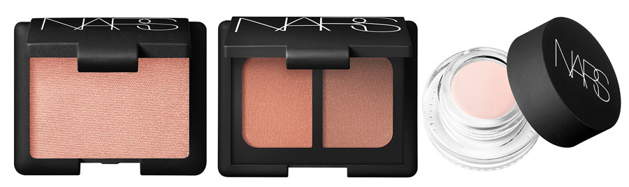NARS Makeup Collection for Spring 2015 eye products
