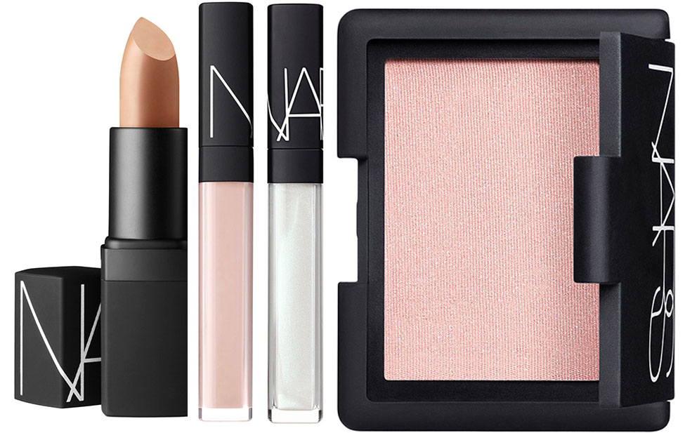 NARS Makeup Collection for Spring 2015 lips and face