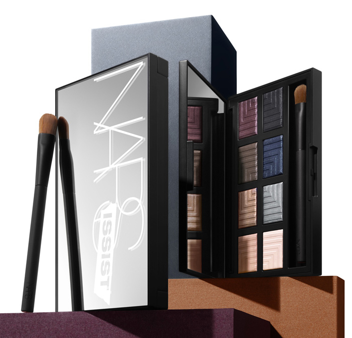 NARSissist Dual-Intensity Eyeshadow Palette spring 2015