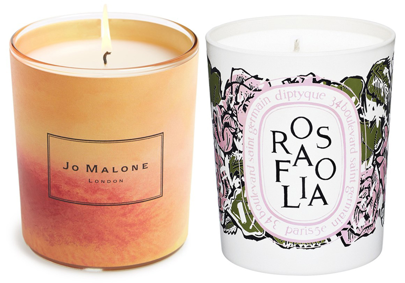 Spring 2015 Candels Jo Malone and Diptyque