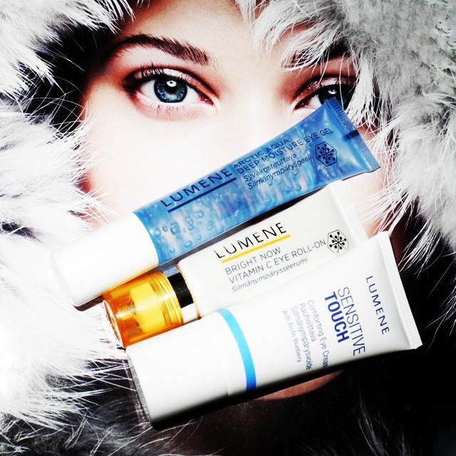 lumene eye creams makeup4all shopping beauty