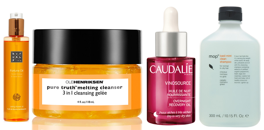 Beauty Wish List February 2014 makeup4all shower oil ole henriksen caudalie MOP shampoo