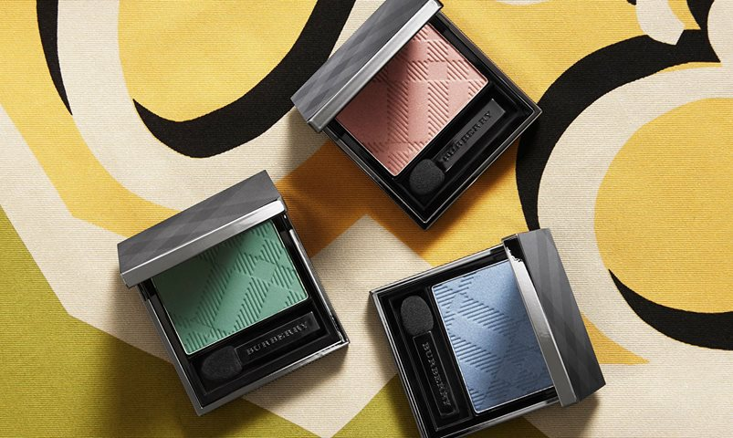 Burberry Makeup Collection for Spring 2015 eyes