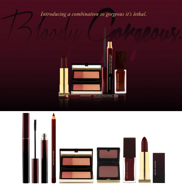 Kevyn Aucoin Beauty Bloody Gorgeous Set products