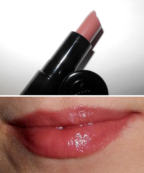 Rouge Bunny Rouge Sheer Lipsticks Succulence of Dew Perfume of His Gaze lip swatch