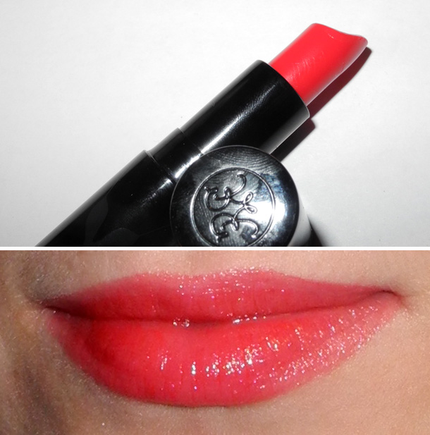 Rouge Bunny Rouge Sheer Lipsticks Succulence of Dew Relish of Heaven Lip Swatch