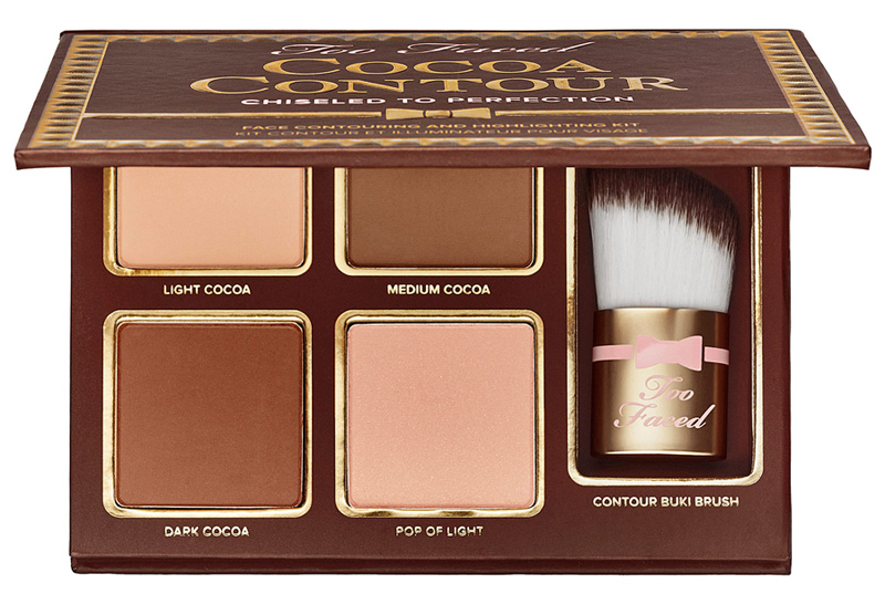 Too Faced Cocoa Contour Kit spring 2015