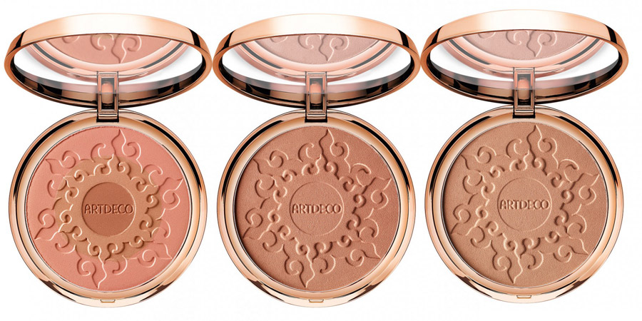 ArtDeco Here Comes The Sun Makeup Collection for Summer 2015 blush and bronzer