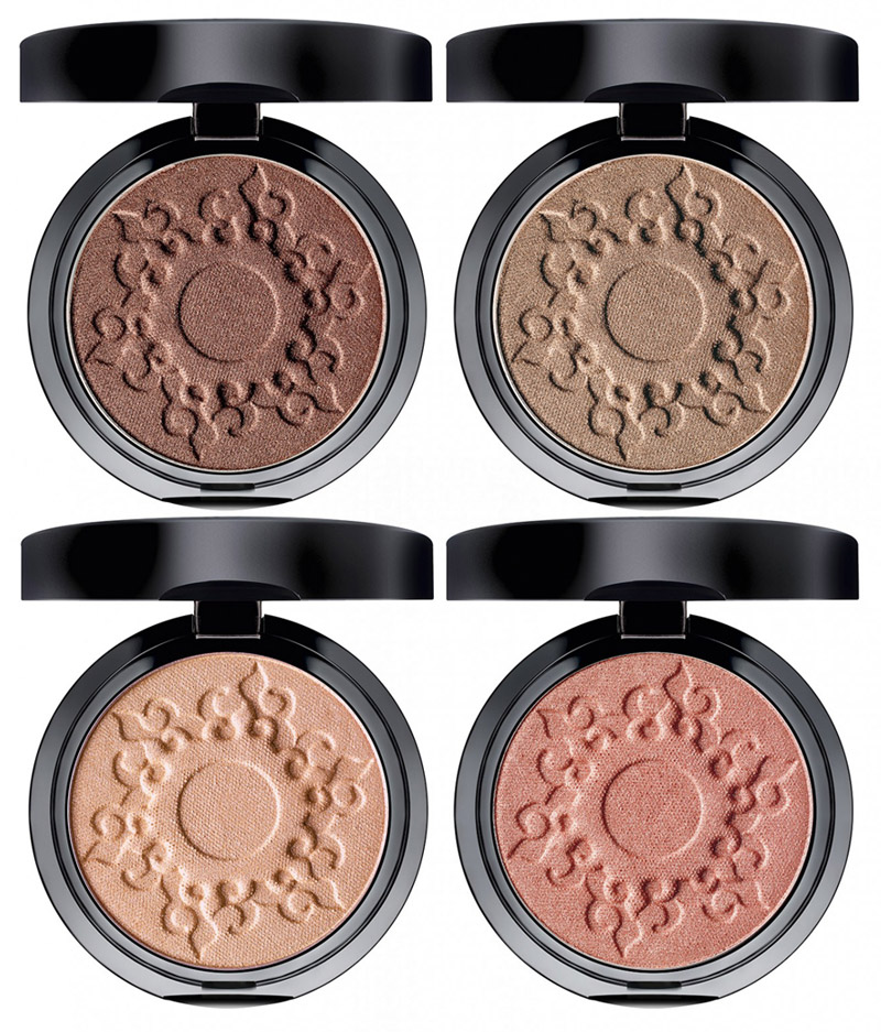 ArtDeco Here Comes The Sun Makeup Collection for Summer 2015 eye shadows