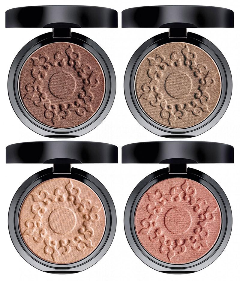 ArtDeco Here Comes The Sun Makeup Collection for Summer 2015 eye shadows