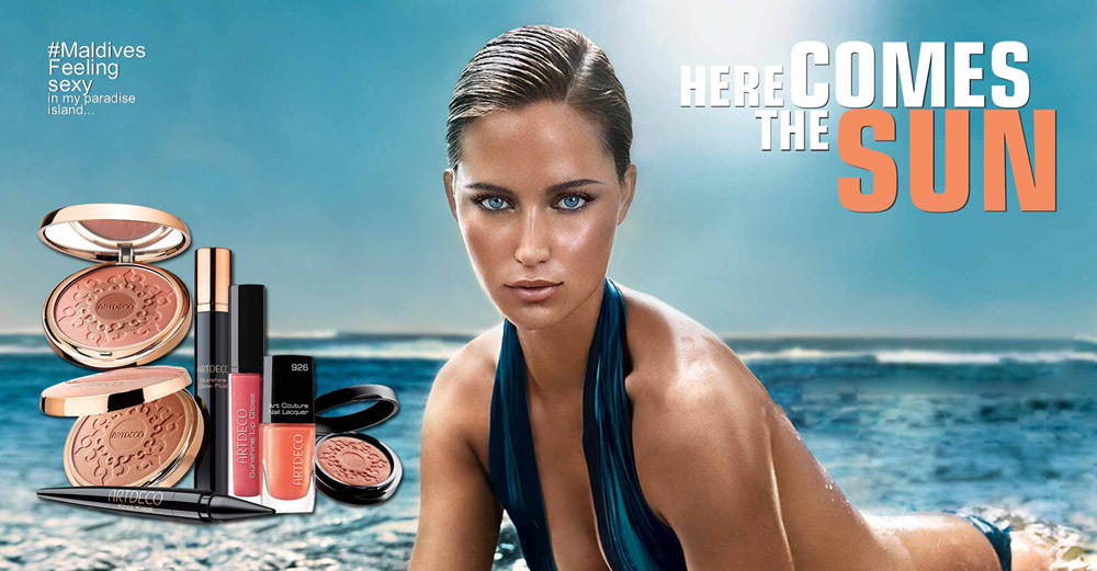 ArtDeco Here Comes The Sun Makeup Collection for Summer 2015