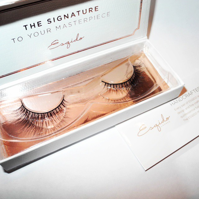 ESQIDO Mink Eye Lashes in Unforgettable