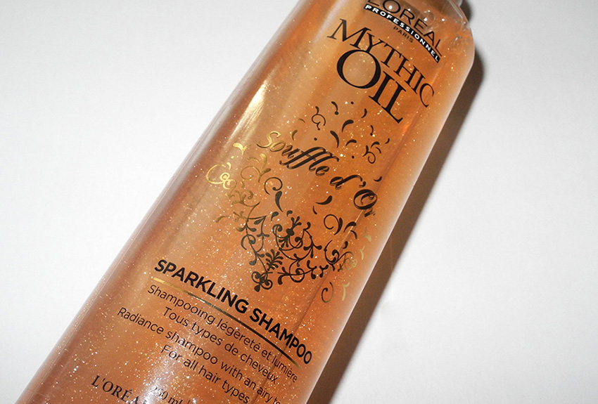 LOreal Professionnel Mythic Oil Souffle D'Or Shampoo Review