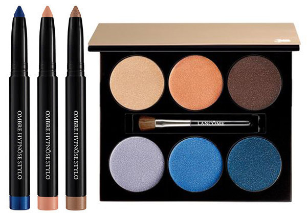 Lancome Makeup Collection for Summer 2015 eyes