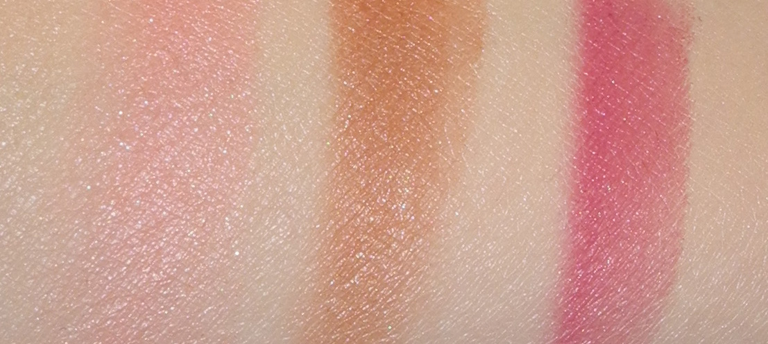 Max Factor Creme Puff Blushes Review and Swatches 1
