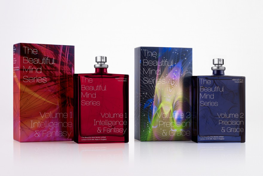 The Beautiful Mind Series Perfume Collection volume I and Volume II