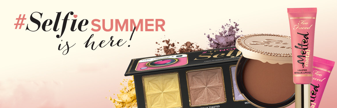 Too Faced Makeup Collection for Summer 2015 products