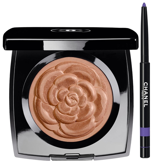 Chanel Mediterranee Makeup Collection for Summer 2015 highlighter and eye pencil