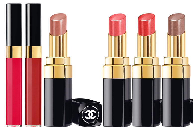 Chanel Mediterranee Makeup Collection for Summer 2015 lip products