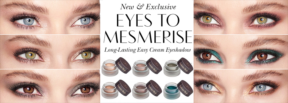 Charlotte Tilbury Eyes To Mesmerise long-lasting cream eye shadows summer 2015