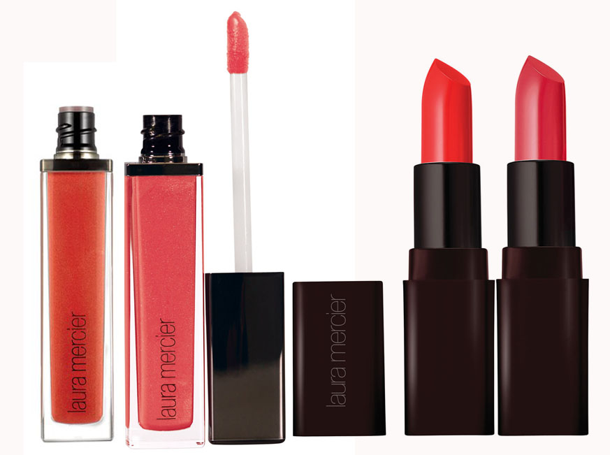 Laura Mercier Makeup Collection for Summer 2015   lips