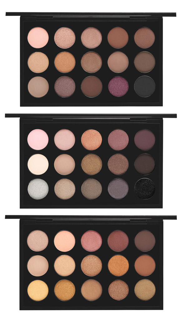 MAC Eyes On MAC Eye Shadow Palettes Collection palettes