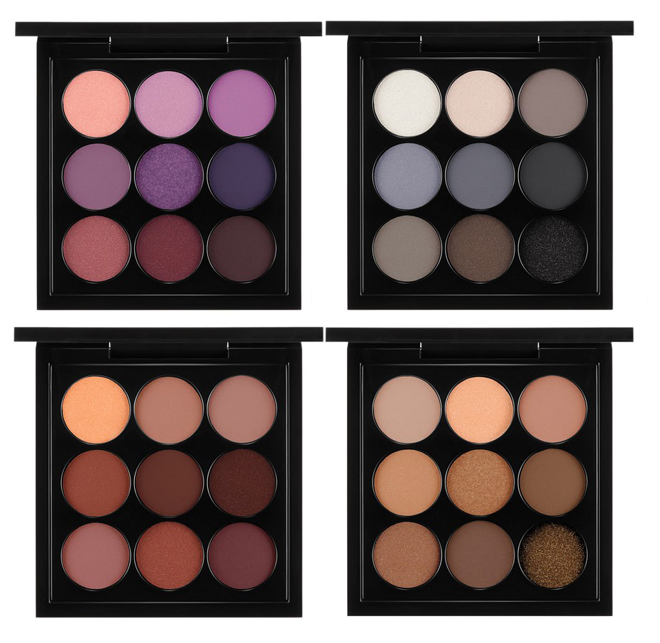 Mac eyes on mac eye shadow palettes collection makeup4all mac eyes on mac eye shadow palettes collection quads altavistaventures Images