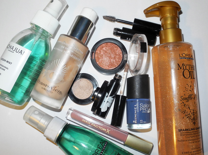 March 2015 beauty favourites makeup4all maxfactor RBR Loreal