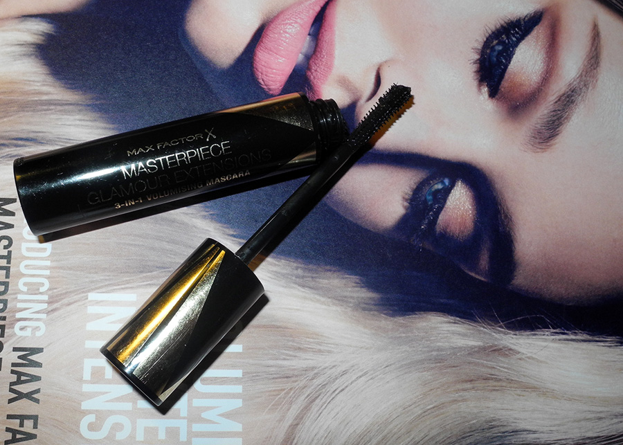 Max Factor Glamour Extensions 3-in-1 Mascara Review