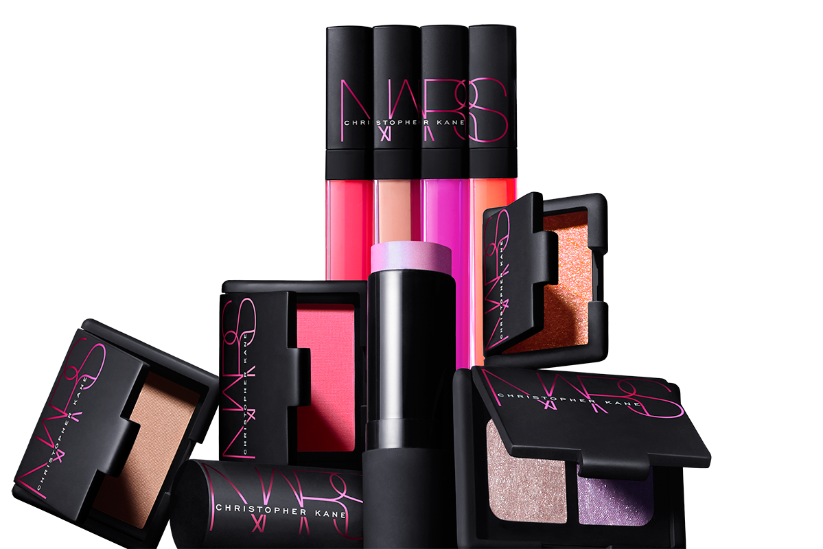 NARS and Christopher Kane  Makeup Collection for Summer 2015