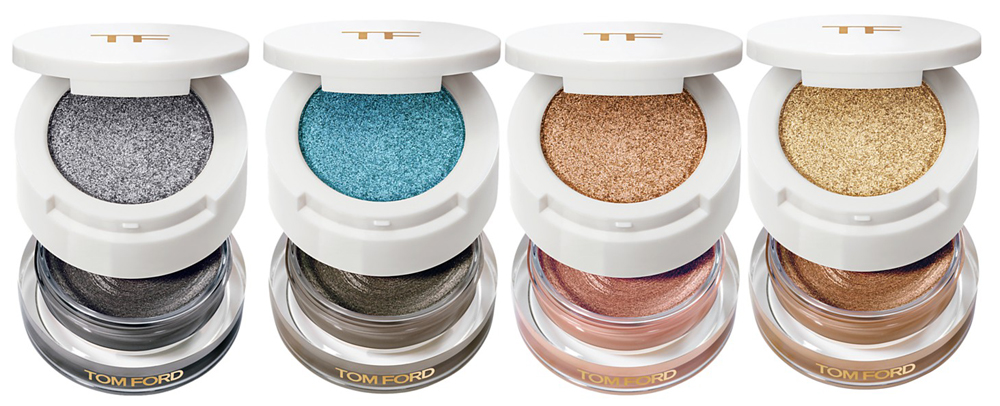 Tom Ford Soleil Makeup Collection for Summer 2015 cream shadows