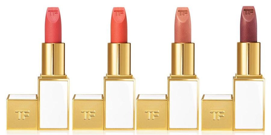 Tom Ford Soleil Makeup Collection for Summer 2015 lipsticks