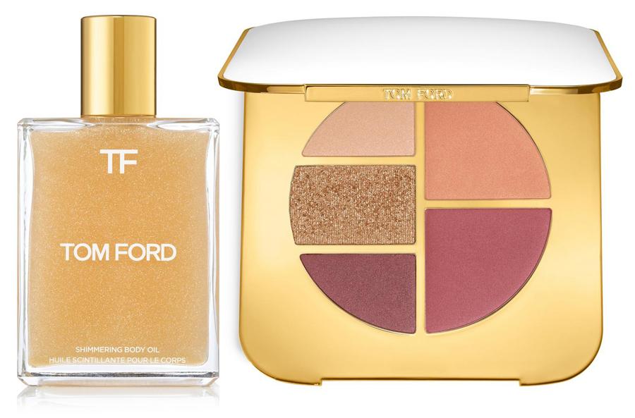 Tom Ford Soleil Makeup Collection for Summer 2015 oil palette