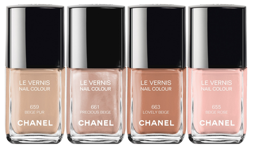 Chanel Les Beiges Makeup Collection for Summer 2015 les vernis