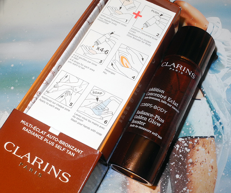 Clarins Radiance Plus Golden Glow Booster review 1
