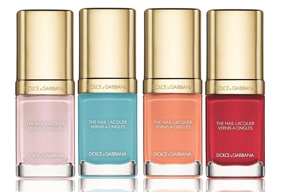 Dolce & Gabbana Summer Shine Makeup Collection for Summer 2015 nail polish