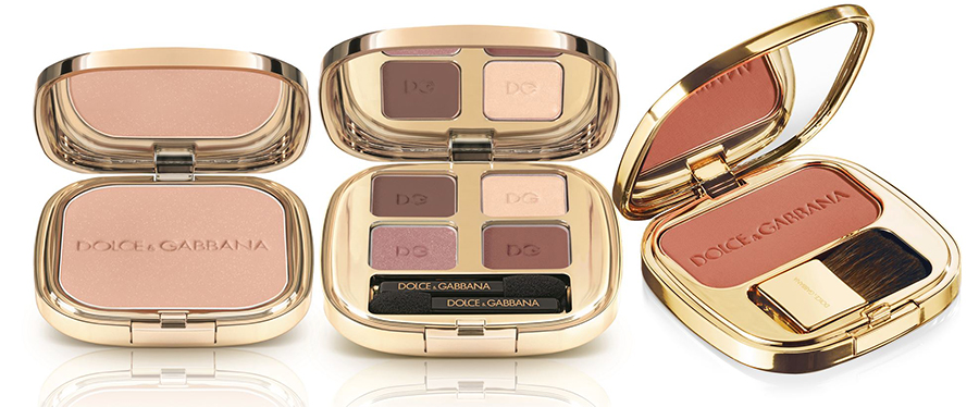 Dolce & Gabbana Summer Shine Makeup Collection for Summer 2015 products