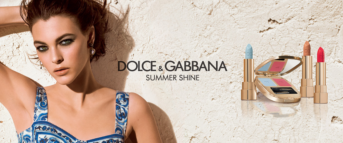 Dolce & Gabbana Summer Shine Makeup Collection for Summer 2015