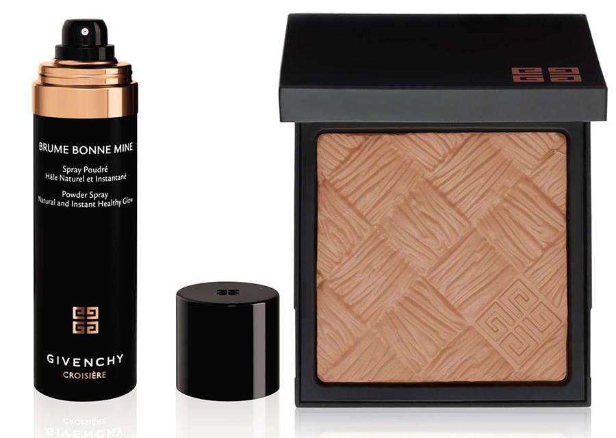 Givenchy Croisiere Makeup Collection for Summer 2015 bronzers